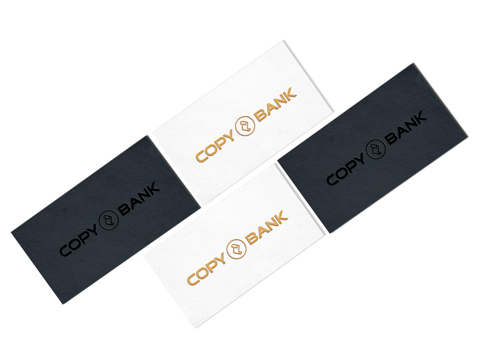 Copy Bank | Business Cards